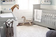 baby room / by Rachel Esau