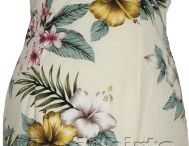 Hawaiian Dresses / by Liv Perschon