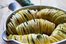 Vegetable Sides & mains