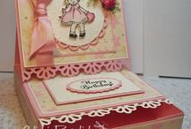 Drawer Cards / by Kathy Wayson