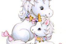 unicorn love / by Rebecca Rutledge