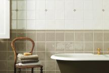 Artisan Range / Famous Artisan Range from the Winchester Tile Company. Kitchen wall tiles of various sizes and shapes inspired by the mellow tones of nature.