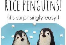 Penguin decoben