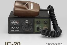 Rig History / Old HAM radio receivers. Ham radio is a common term for amateur radio. It refers to the use of radio frequencies for learning, fun, and personal communication. Anyone who is not using a radio for business, professional, or public safety reasons is a ham radio operator or user.