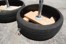 tyres gym