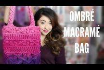 macrame tasky