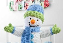 Crochet  Christmas projects