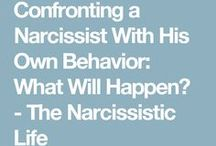 Dealing with Narcissists
