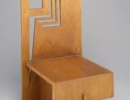 """Amazing Furniture / Here's an unusual mixture of furniture styles which amplify the notion of """"Modern"""""""