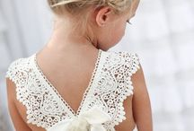 Enfants d'honneur *Wedding outfits*
