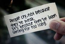 TEARS. <3 inspiration