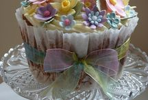 ~Cakes & Cupcakes & Confections~  / ~Everything Looks so Good~YUM~ / by Sandra Williams Smith