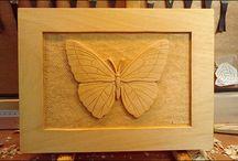Διάφορα Ξυλόγλυπτα / Διάφορα ξυλόγλυπτα φιλοτεχνημένα από τον Γιώργο Παττέ | www.pattes.gr