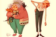 Character Design - People