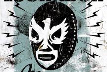 Graphisme & Lucha Libre