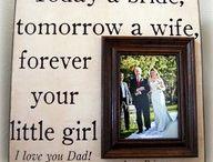 We're engaged!! Wedding ideas!!  / by Eva Smith
