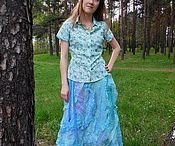 Шёлковая одежда