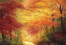 jesien malowana