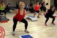 Fitness edzések