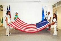 Flag Ceremonies / by Girl Scouts of Wisconsin-Badgerland Council