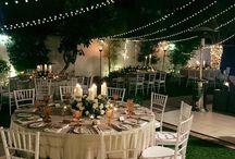 Dinner Garden Party