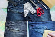 Costura - Reciclar, Adornar