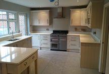 Bespoke Kingswood Kitchens / Bespoke Painted Kitchens made by Kingswood Design