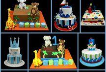 verjaardagstaarten