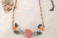 Biżuteria Dzianinowa