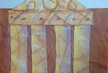 Michelangelo - Art projects for kids & K-8 students / Michelangelo - Buonarroti Curriculum Art Projects for Kids Art Elements Taught Form Art Activity Emphasis Renaissance Architectural Compositions Student Art S