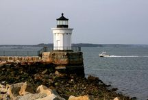 Lighthouses / by Larry Mean