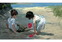Sherree Valentine Daines / Limited edition prints and sculpture by talented artist Sheree Valentine Daines.