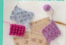 Crochet books / Images of crochet book
