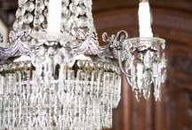 Enchanting Chandeliers / by Carla Androy