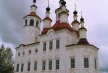 Вологда-Тотьма-Великий Устюг