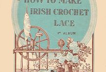 Irish crochet / by Robin Moody