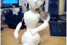 Dollmaking 5 / by Stephanie Smith