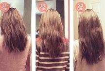saçlarla ilgili
