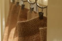 ~~~ Textiles & Burlap ~~~ / Everything to do with FABRIC