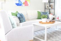 Interior Design + Decor Inspiration