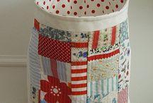 patchwork - Bolsas e bolsinhas