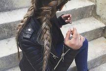 Причёски и косы