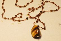 Tiger Eye Special Necklace