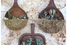 Garden art and neat stuff