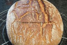 Brot backen / Slavas Ruck-Zuck Knusperle