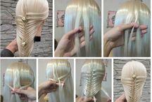 Step by Step hair
