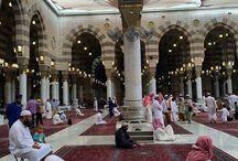 Makkah and Madina