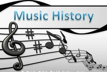 Music history resources