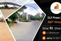 Locality Virtual Tour - Gurgaon / Pickahome provides you 360 degree view of Locality / Builder Projects which helps buyers in getting complete perspective of the location and simplify the property search process.