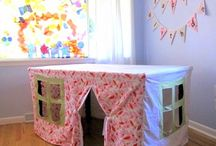 Kids room ideas / by Kara Williams